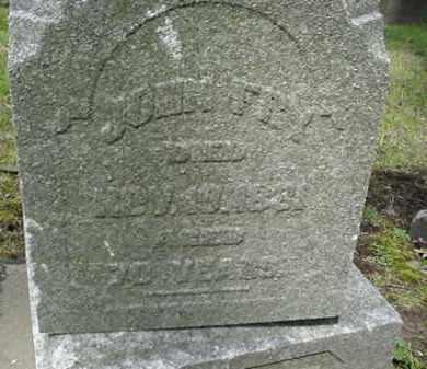FRY, JOHN - Stark County, Ohio | JOHN FRY - Ohio Gravestone Photos