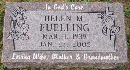 FUELLING, HELEN M. - Stark County, Ohio | HELEN M. FUELLING - Ohio Gravestone Photos
