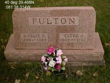 SALMON FULTON, DOLLIE B. - Stark County, Ohio | DOLLIE B. SALMON FULTON - Ohio Gravestone Photos