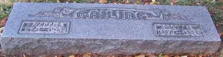 GAILIDG, CHARLES - Stark County, Ohio | CHARLES GAILIDG - Ohio Gravestone Photos