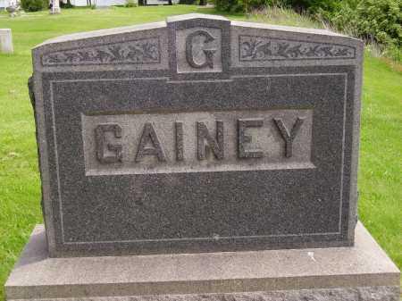 GAINEY FAMILY, MONUMENT - Stark County, Ohio | MONUMENT GAINEY FAMILY - Ohio Gravestone Photos