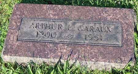 GARAUX, ARTHUR L. - Stark County, Ohio | ARTHUR L. GARAUX - Ohio Gravestone Photos