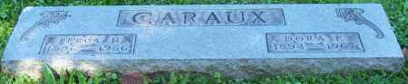 GARAUX, PERCY H. - Stark County, Ohio | PERCY H. GARAUX - Ohio Gravestone Photos