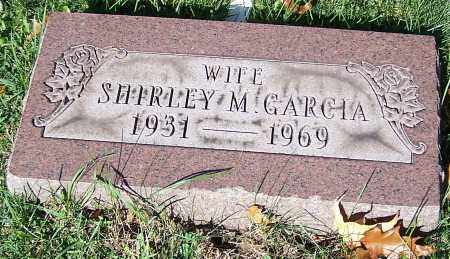 GARCIA, SHIRLEY M. - Stark County, Ohio | SHIRLEY M. GARCIA - Ohio Gravestone Photos