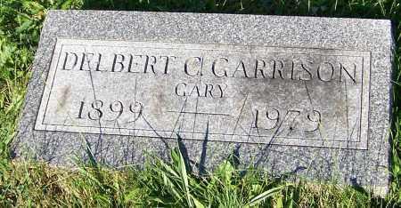 GARRISON, DELBERT C. - Stark County, Ohio | DELBERT C. GARRISON - Ohio Gravestone Photos
