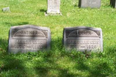 GEIS, ALBERT - Stark County, Ohio | ALBERT GEIS - Ohio Gravestone Photos
