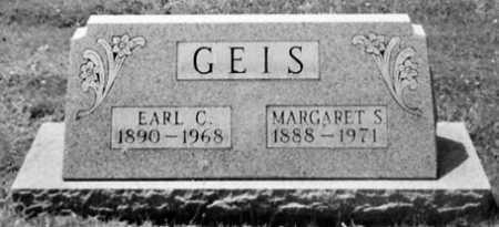 GEIS, MARGARET S. - Stark County, Ohio | MARGARET S. GEIS - Ohio Gravestone Photos