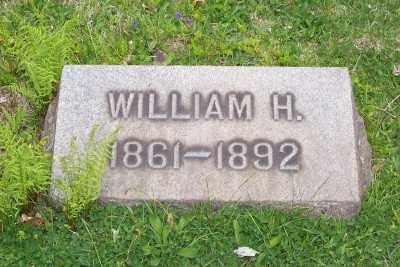 GEIS, WILLIAM H. - Stark County, Ohio | WILLIAM H. GEIS - Ohio Gravestone Photos