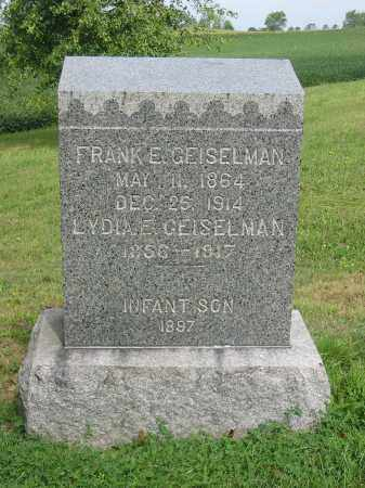 GEISELMAN, INFANT - Stark County, Ohio | INFANT GEISELMAN - Ohio Gravestone Photos
