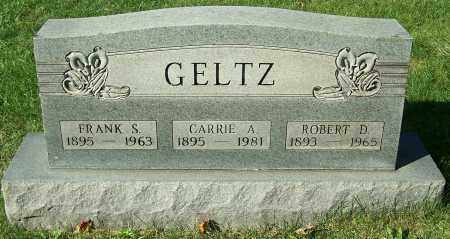 GELTZ, ROBERT D. - Stark County, Ohio | ROBERT D. GELTZ - Ohio Gravestone Photos
