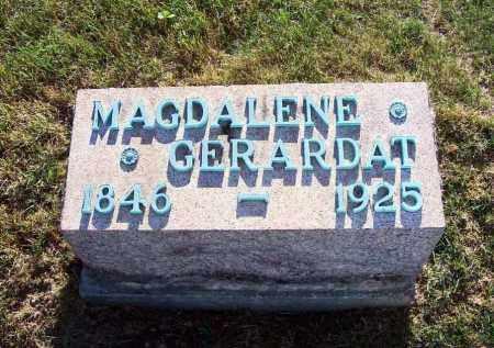 GERARDAT, MAGDALENE - Stark County, Ohio | MAGDALENE GERARDAT - Ohio Gravestone Photos