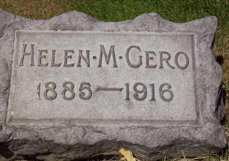 GERO, HELEN M. - Stark County, Ohio | HELEN M. GERO - Ohio Gravestone Photos