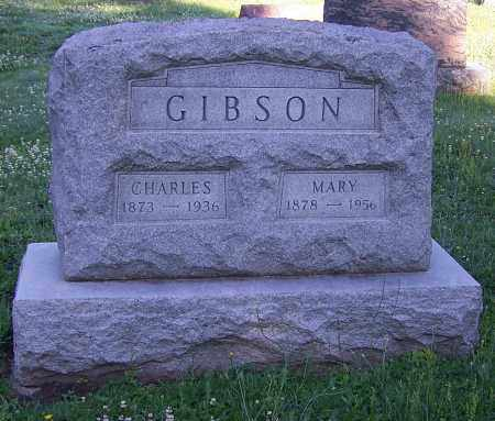 GIBSON, MARY - Stark County, Ohio | MARY GIBSON - Ohio Gravestone Photos
