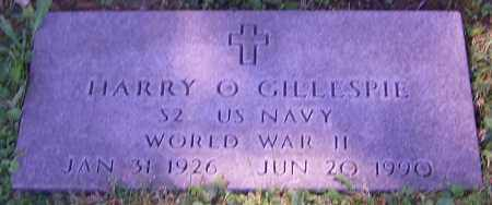 GILLESPIE, HARRY O. - Stark County, Ohio | HARRY O. GILLESPIE - Ohio Gravestone Photos