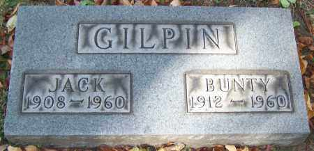 GILPIN, BUNTY - Stark County, Ohio | BUNTY GILPIN - Ohio Gravestone Photos