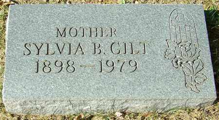 GILT, SYLVIA B. - Stark County, Ohio | SYLVIA B. GILT - Ohio Gravestone Photos