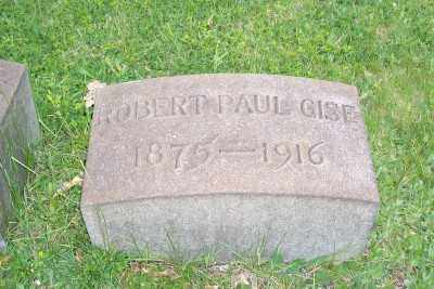 GISE, ROBERT PAUL - Stark County, Ohio | ROBERT PAUL GISE - Ohio Gravestone Photos