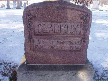 GLADIEUX, AUGUST - Stark County, Ohio | AUGUST GLADIEUX - Ohio Gravestone Photos