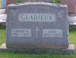 GLADIEUX, FRANK ALFRED - Stark County, Ohio | FRANK ALFRED GLADIEUX - Ohio Gravestone Photos