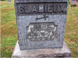 GLADIEUX, JOSEPH - Stark County, Ohio | JOSEPH GLADIEUX - Ohio Gravestone Photos