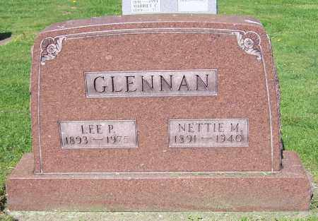 GLENNAN, NETTIE M. - Stark County, Ohio | NETTIE M. GLENNAN - Ohio Gravestone Photos