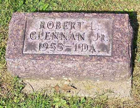GLENNAN, ROBERT L. (JR) - Stark County, Ohio | ROBERT L. (JR) GLENNAN - Ohio Gravestone Photos