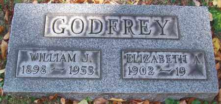 GODFREY, WILLIAM J. - Stark County, Ohio | WILLIAM J. GODFREY - Ohio Gravestone Photos