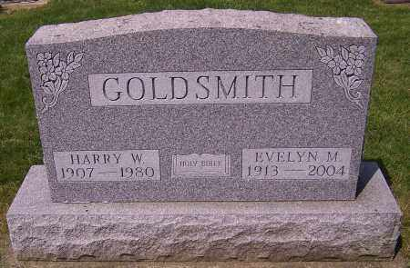 GOLDSMITH, HARRY W. - Stark County, Ohio | HARRY W. GOLDSMITH - Ohio Gravestone Photos