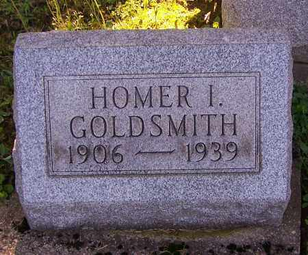 GOLDSMITH, HOMER I. - Stark County, Ohio | HOMER I. GOLDSMITH - Ohio Gravestone Photos
