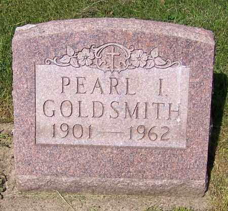 GOLDSMITH, PEARL I. - Stark County, Ohio | PEARL I. GOLDSMITH - Ohio Gravestone Photos
