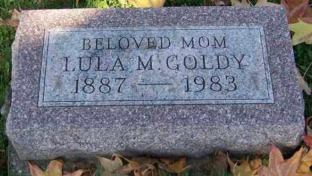 GOLDY, LULA M. - Stark County, Ohio | LULA M. GOLDY - Ohio Gravestone Photos