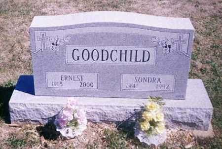 GOODCHILD, ERNEST - Stark County, Ohio | ERNEST GOODCHILD - Ohio Gravestone Photos