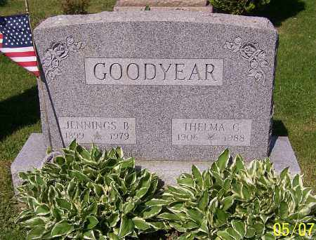GOODYEAR, THELMA C. - Stark County, Ohio | THELMA C. GOODYEAR - Ohio Gravestone Photos
