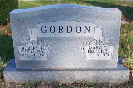 GORDON, ROBERT H. - Stark County, Ohio | ROBERT H. GORDON - Ohio Gravestone Photos