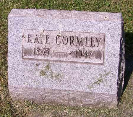 VINCENT GORMLEY, KATE - Stark County, Ohio | KATE VINCENT GORMLEY - Ohio Gravestone Photos