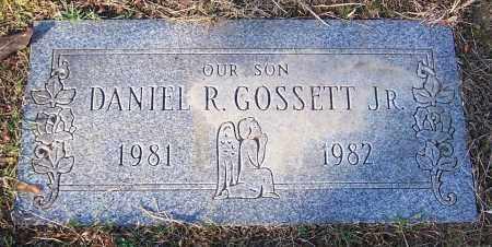 GOSSETT, DANIEL R.  JR. - Stark County, Ohio | DANIEL R.  JR. GOSSETT - Ohio Gravestone Photos