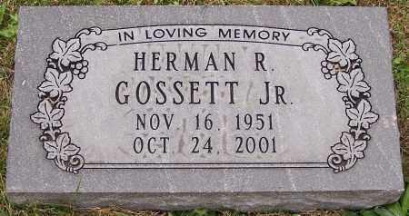 GOSSETT, HERMAN R. (JR) - Stark County, Ohio | HERMAN R. (JR) GOSSETT - Ohio Gravestone Photos