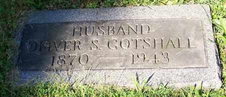 GOTSHALL, OLIVER S. - Stark County, Ohio | OLIVER S. GOTSHALL - Ohio Gravestone Photos