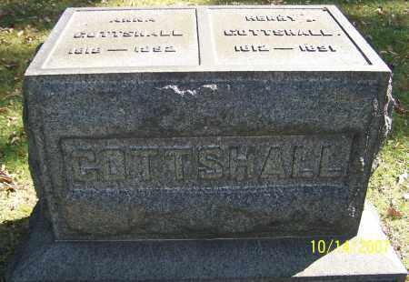 GOTTSHALL, ANNA - Stark County, Ohio | ANNA GOTTSHALL - Ohio Gravestone Photos