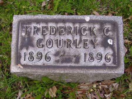 GOURLEY, FREDERICK C. - Stark County, Ohio | FREDERICK C. GOURLEY - Ohio Gravestone Photos