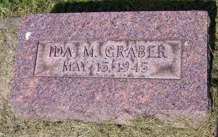 GRABER, IDA M. - Stark County, Ohio | IDA M. GRABER - Ohio Gravestone Photos
