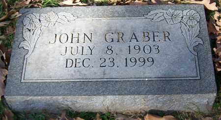 GRABER, JOHN - Stark County, Ohio | JOHN GRABER - Ohio Gravestone Photos
