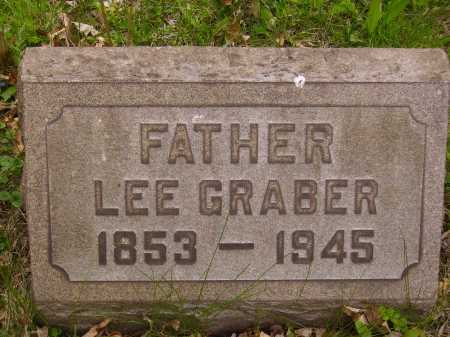 "GRABER, LEANDER ""LEE"" - Stark County, Ohio 