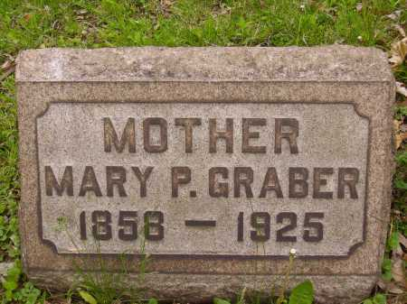 GRABER, MARY PAULINE - Stark County, Ohio | MARY PAULINE GRABER - Ohio Gravestone Photos