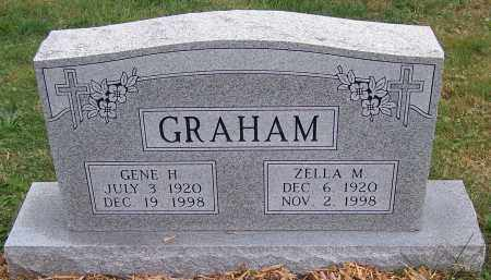 GRAHAM, GENE H. - Stark County, Ohio | GENE H. GRAHAM - Ohio Gravestone Photos