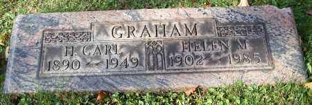 GRAHAM, H.CARL - Stark County, Ohio | H.CARL GRAHAM - Ohio Gravestone Photos