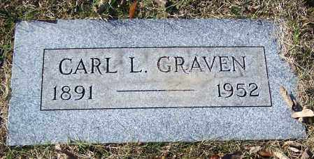 GRAVEN, CARL L. - Stark County, Ohio | CARL L. GRAVEN - Ohio Gravestone Photos