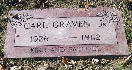 GRAVEN, CARL JR. - Stark County, Ohio | CARL JR. GRAVEN - Ohio Gravestone Photos