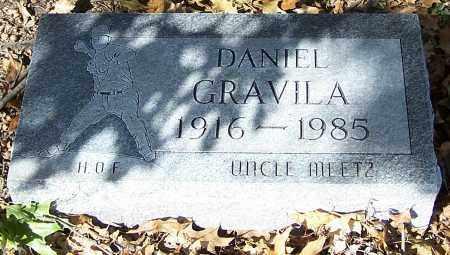 GRAVILA, DANIEL - Stark County, Ohio | DANIEL GRAVILA - Ohio Gravestone Photos