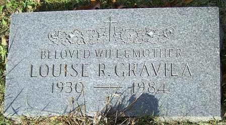 GRAVILA, LOUISE R. - Stark County, Ohio | LOUISE R. GRAVILA - Ohio Gravestone Photos